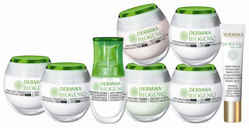 Kaikkein ensimmäiseksi – nuoruus! Dermika -kosmetiikkasarja, Biogeniq