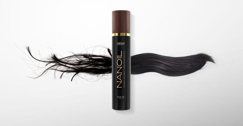 Nanoil hiusöljy