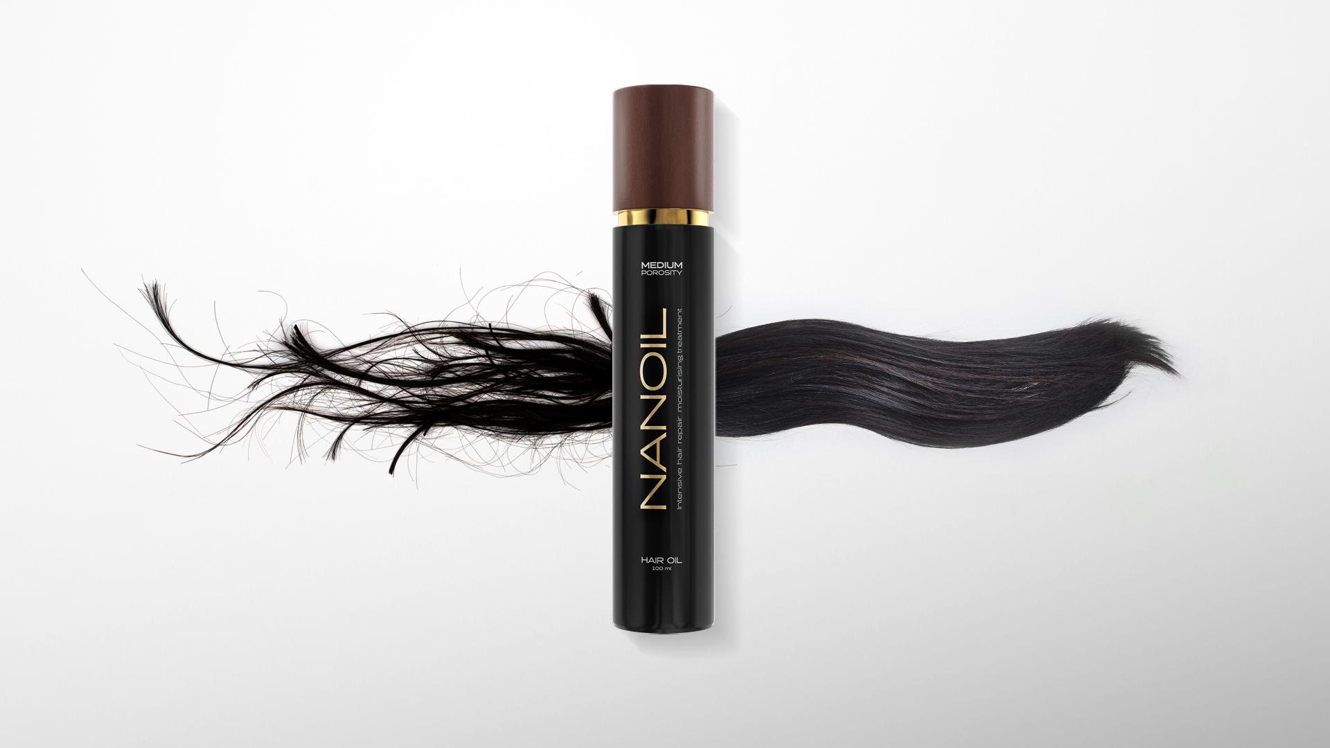 Nanoil – Ylellinen Hiusstylisti Kylpyhuoneessasi