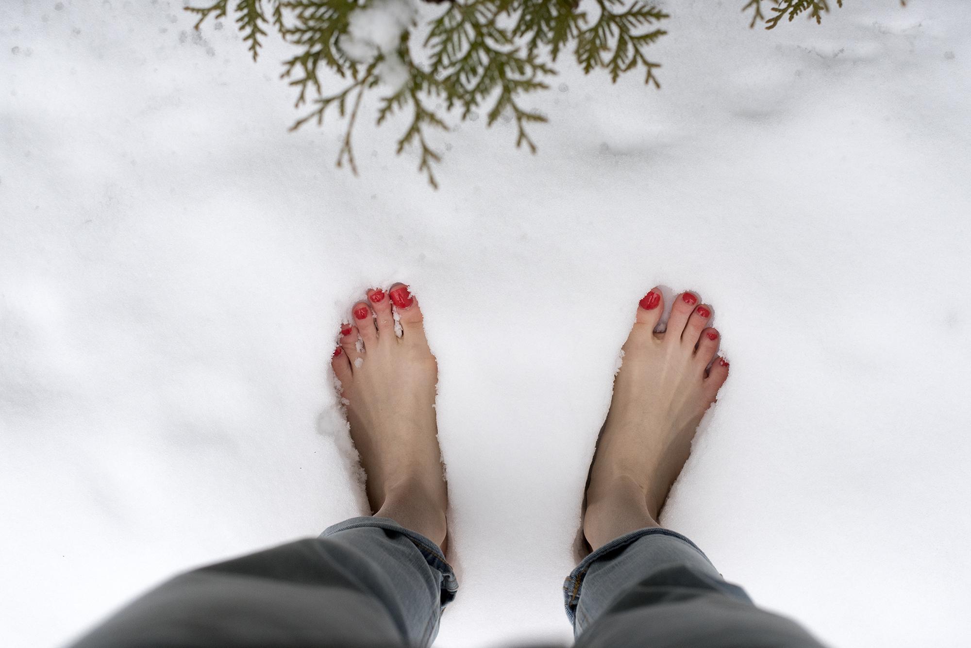Jalkojenhoitoideoita talvijaloille