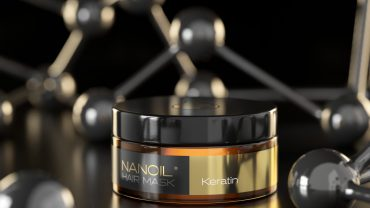 Nanoil keratiininaamio hiuksille
